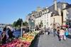 Fiscalité à Rennes – Place des Lices un jour de Marché