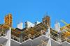 collège Sainte-Thérèse à Rennes – chantier de construction