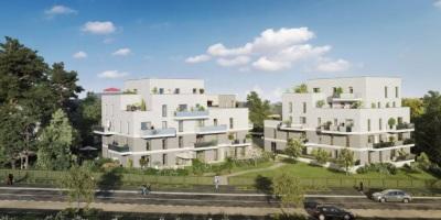 Appartements neufs Vezin-le-Coquet référence 5844