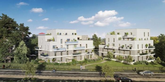 Appartements neufs Vezin-le-Coquet référence 5844 : aperçu n°0
