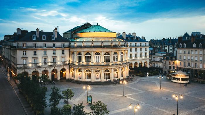 Appartements neufs Bourg-l'Évesque - la Touche - Moulin du Comte référence 5797 : aperçu n°1