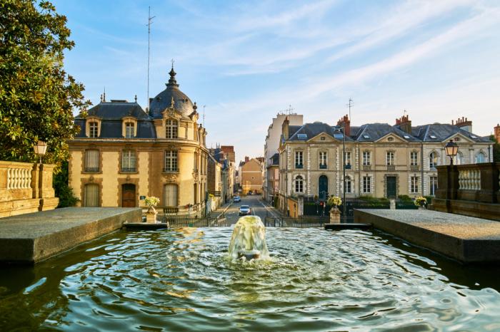 Appartements neufs Bourg-l'Évesque - la Touche - Moulin du Comte référence 5797 : aperçu n°2