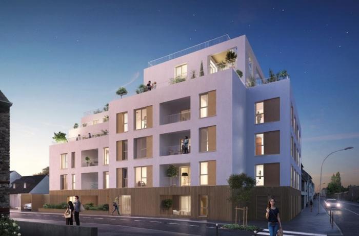 Appartements neufs Nord Saint-Martin référence 5851 : aperçu n°0