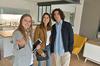 Visite d'un appartement avec un couple d'étudiants