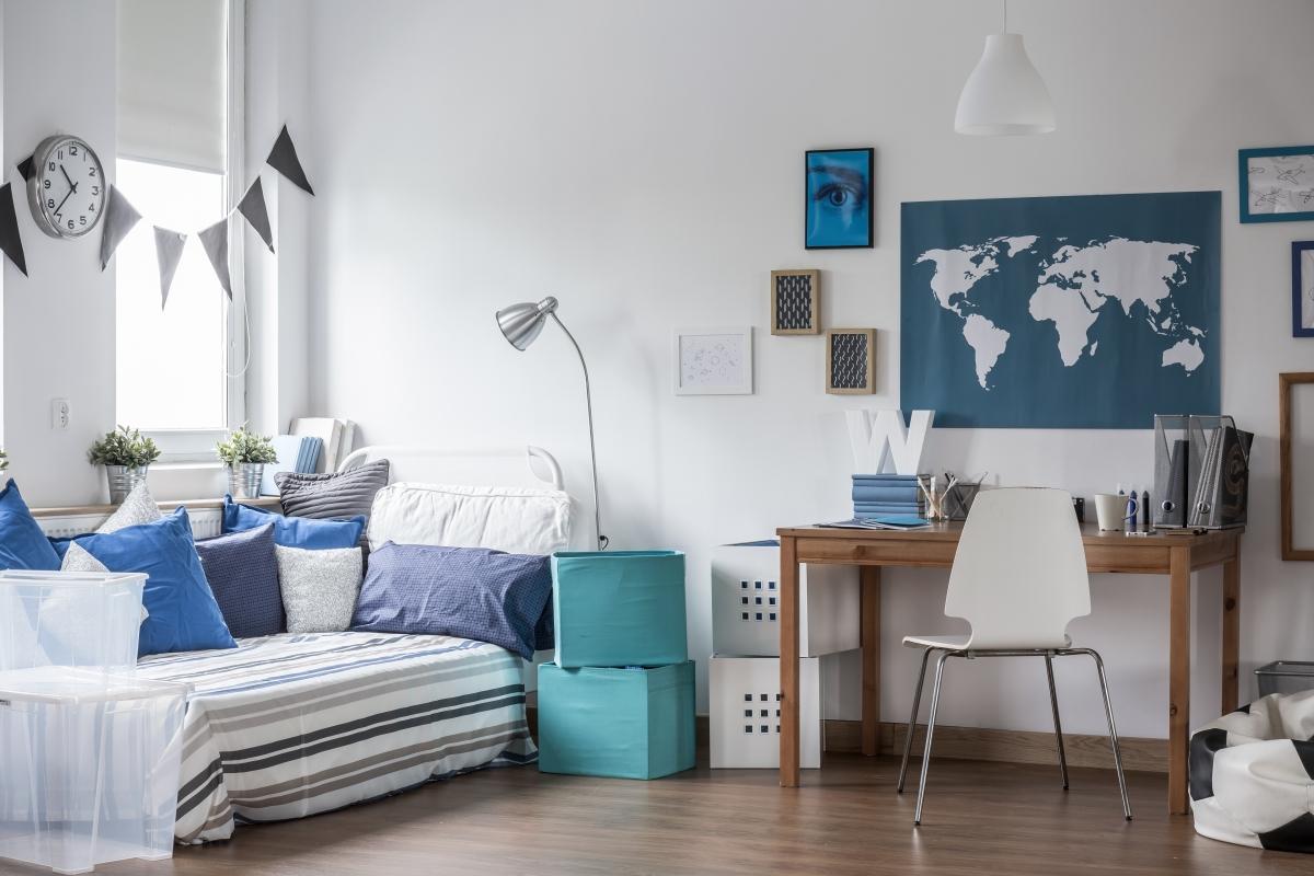location etudiant rennes - une chambre dans un logement neuf