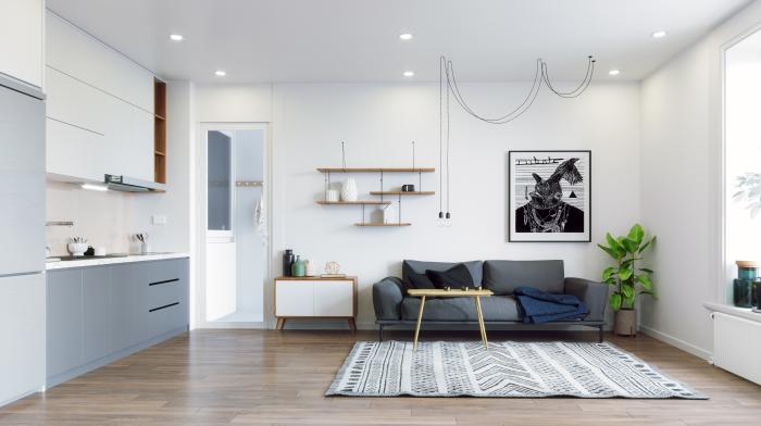 Appartements neufs Francisco-Ferrer - Vern - Landry - Poterie référence 5873 : aperçu n°1