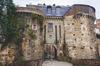 Rennes – Les portes Mordelaises qui mènent au centre-ville