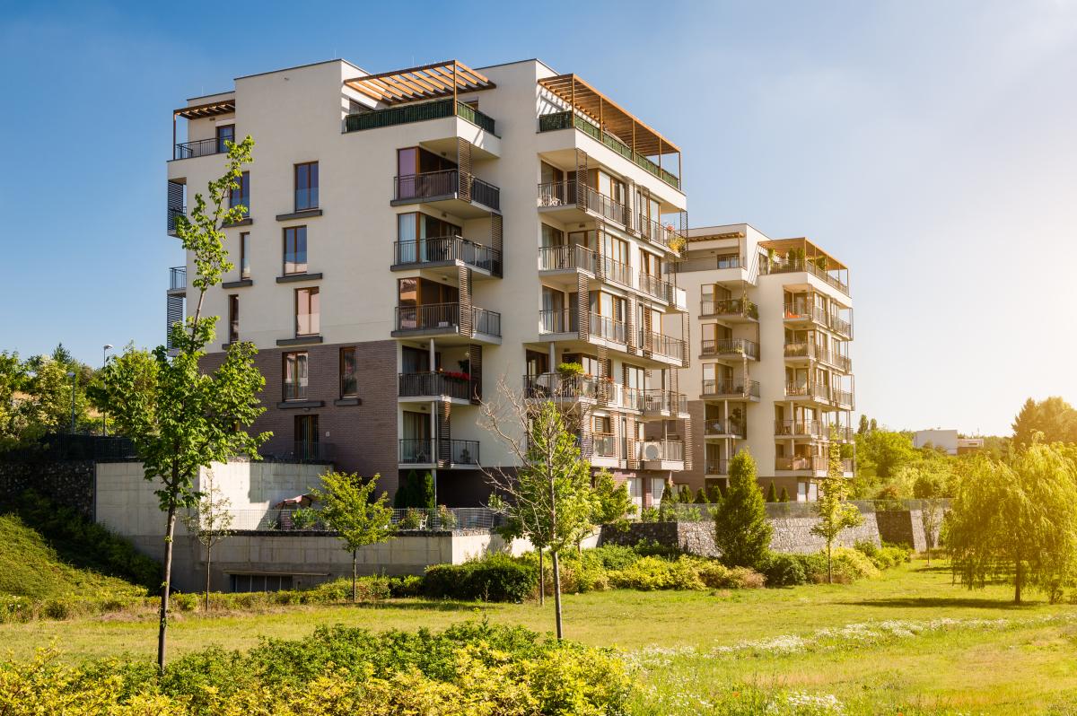 Investir à Rennes – Immeuble neuf dans un environnement verdoyant
