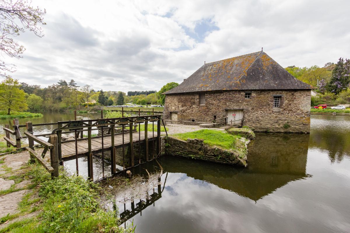 Bruz - Le moulin du Boël