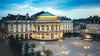 pinel rennes - La place de la Mairie et l'opéra de Rennes