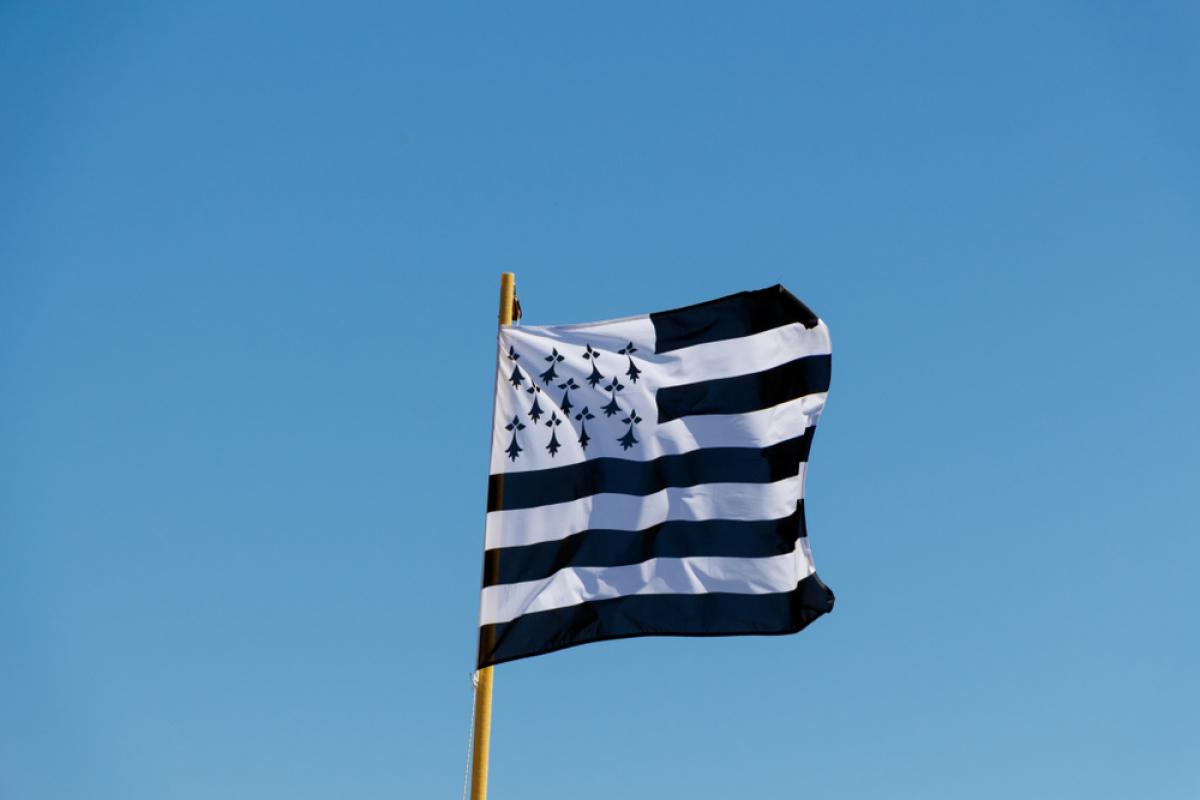 Immobilier Bretagne – drapeau breton