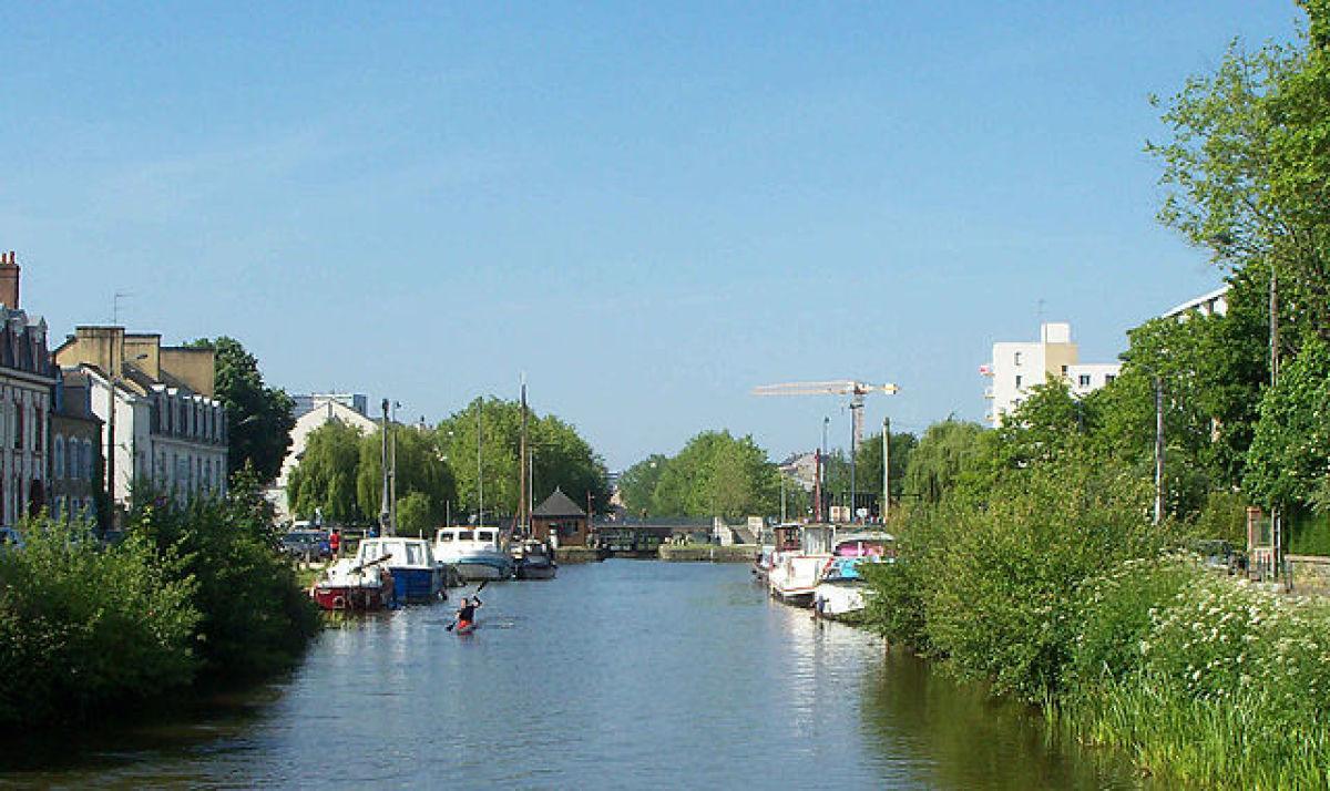 où vivre à Rennes en famille - Canal d'Ille et Rance